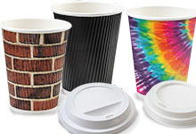 Stock Coffee Cup Designs