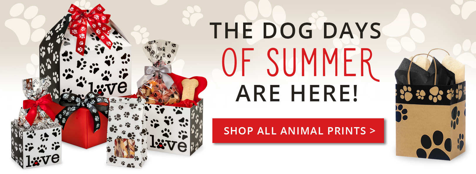 ANIMAL AND PAW PRINTS  - SHOP NOW