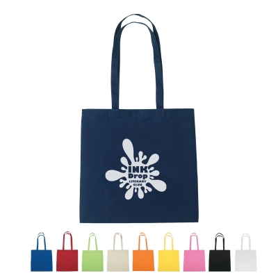 Custom Printed Colored Tote Bags