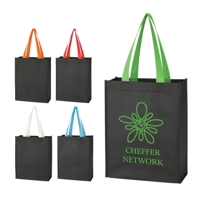 Custom Printed Non-Woven Mini Tote Bags