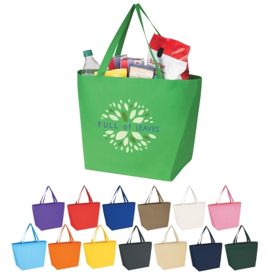 Custom Non-Woven Budget Shopping Bags