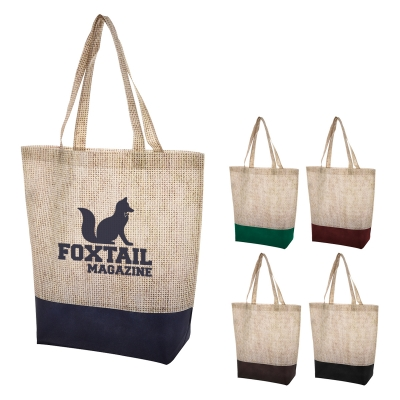 Custom Printed Fairview Non-Woven Tote Bags