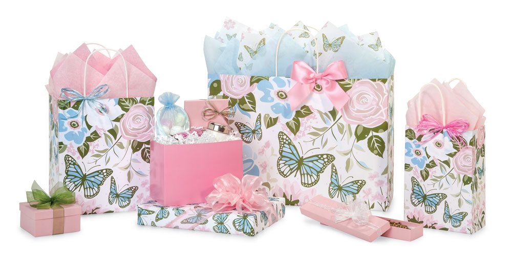 Butterfly Garden Packaging Collection