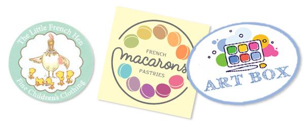 Custom full-color labels