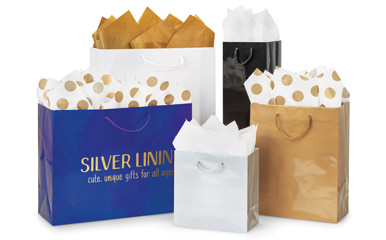 Hot Stamp Gift Bags