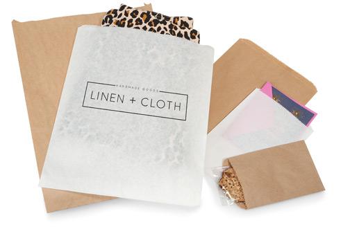 Custom Print Your Merchandise Bags