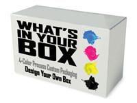 Custom Small Quantity Full-Color Boxes