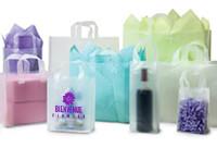 Custom Print Your Wave Top Plastic Bags