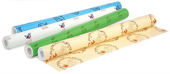 Custom Gift Wrap from Nashville Wraps
