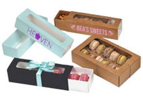 Custom Print Your Macaron Boxes
