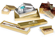 Custom Print Your Gold & Silver Jewelry Boxes