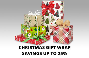 Christmas Gift Wrap on Special!