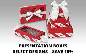 Christmas Presentation Boxes on Special!