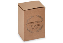Digitally Printed Kraft Gift Boxes