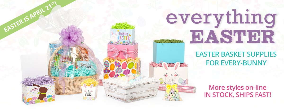 Easter Packaging from Nashville Wraps