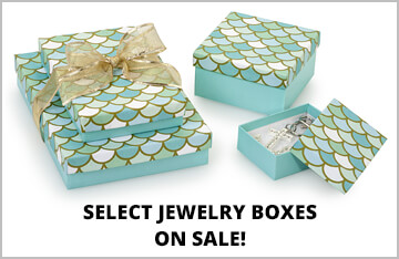Select Jewelry Boxes on Special!