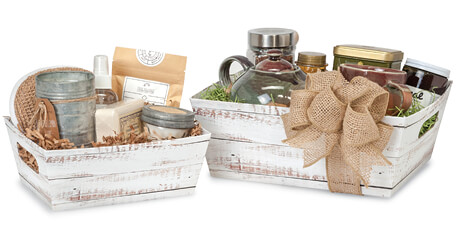 Gift Basket Packaging from Nashville Wraps