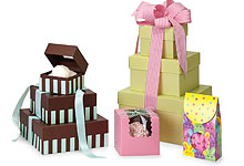 Candy & Favor Boxes