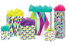 Paper Gift Totes