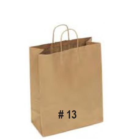 Made to Order Paper Shopping Bags