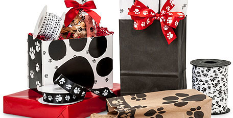 Paw & Animal Print Packaging from Nashville Wraps