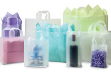 Plastic Gift Bags