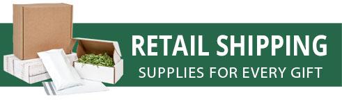 Retail Shipping Supplies