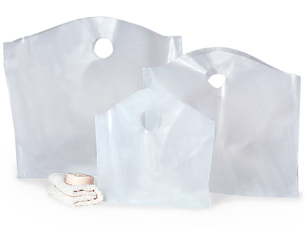 Clear Wave Top Bag Assortment 50 Small, 50 Medium & 25 Large