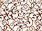 Chocolate Scroll White