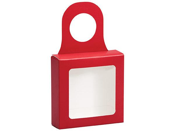 Red Bottle Hanger