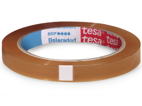 "1/2""x72 yds Tesa Clear Tape 3"" Core Single Roll"