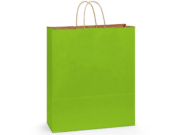 Queen Apple Green Recycled Kraft 25 Pk 16x6x19-1/4""