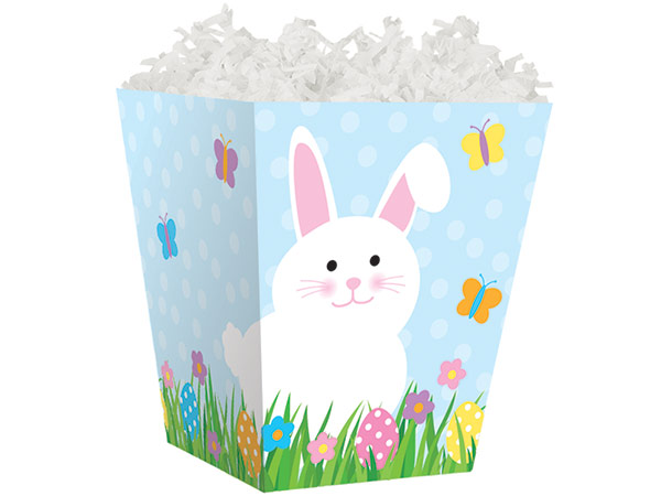 Happy Easter Sweet Treat Boxes 4 x 4 x 4-1/2""