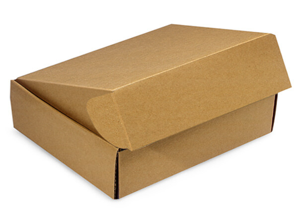 Kraft Gourmet Shipping Boxes