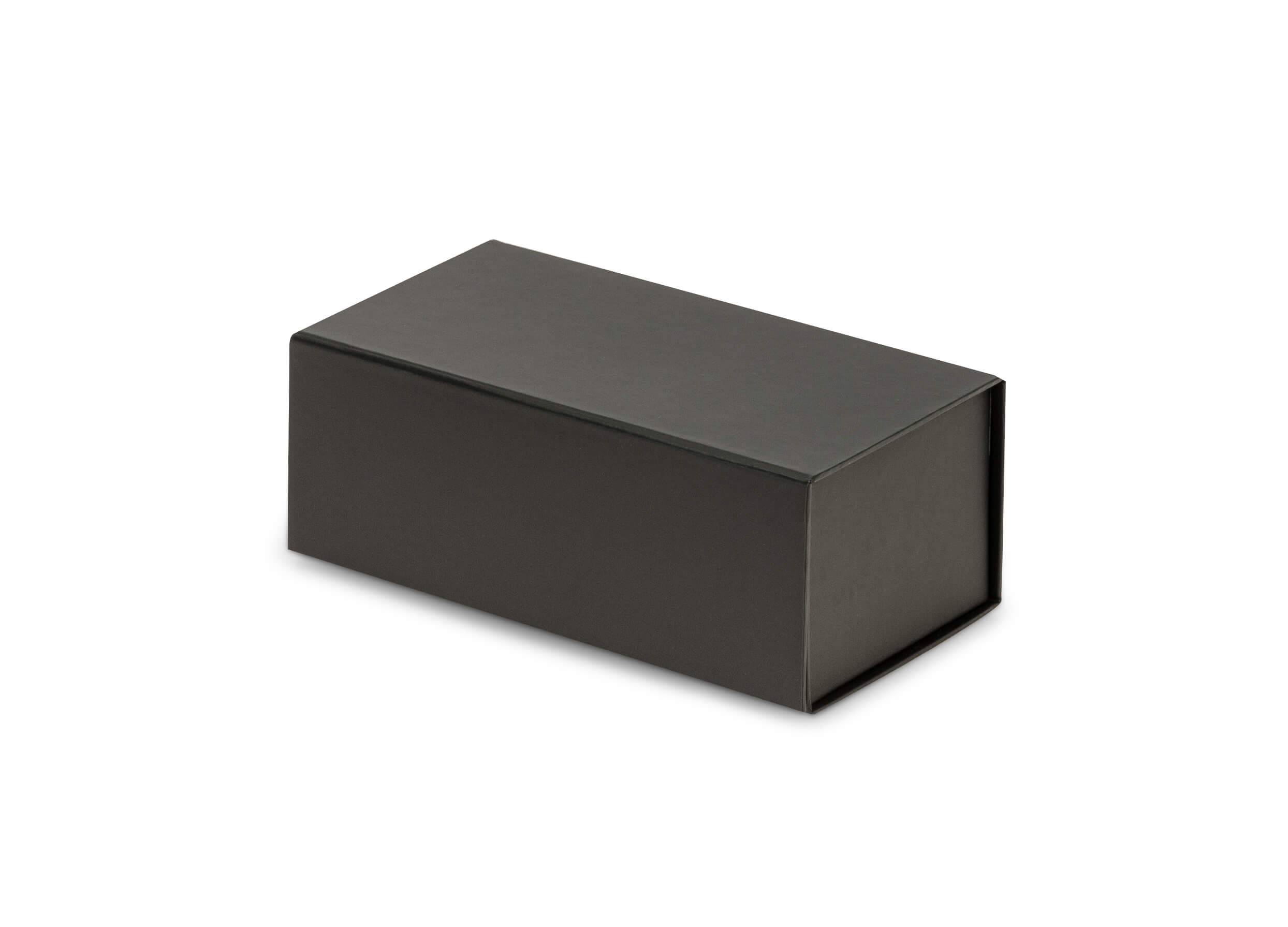 Black Magnetic Closure Gift Boxes, 7x4x2.75""