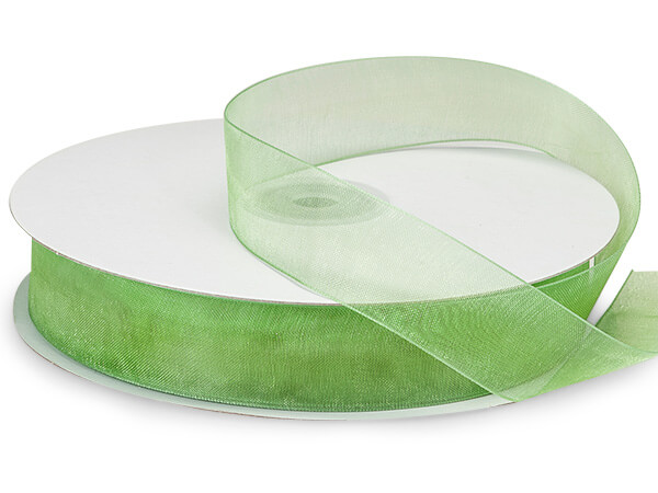 Jungle Organza Ribbon