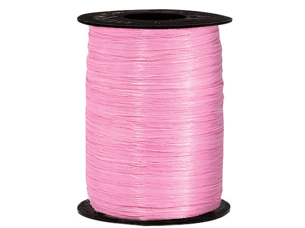 Azalea Matte Raffia Ribbon, 500 yards