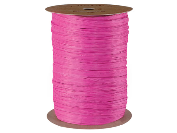 Beauty Matte Raffia Ribbon