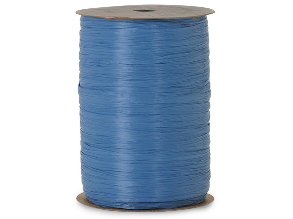 Royal Matte Raffia Ribbon