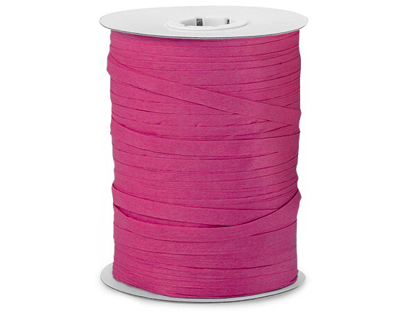 Beauty Paper Raffia Ribbon, 100 yards