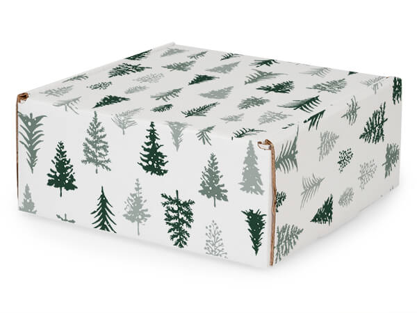 Snowy Pines mailing box