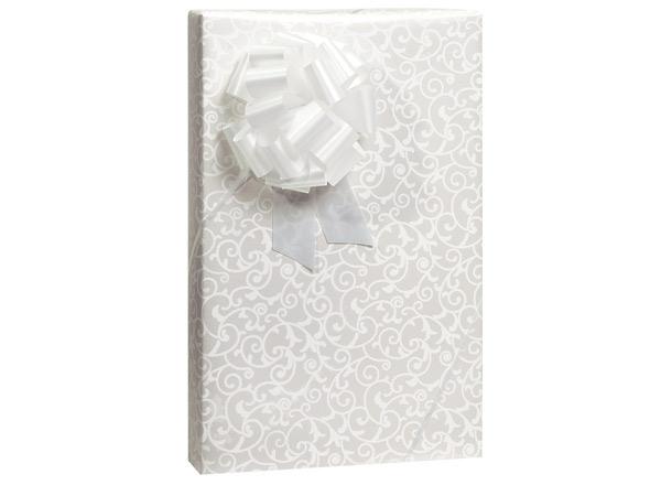 "Pearl Scroll 24""x85' Roll Gift Wrap Roll Gift Wrap"