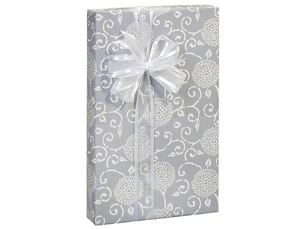 """Wedding Rhapsody 24""""x85' Roll Gift Wrap"""