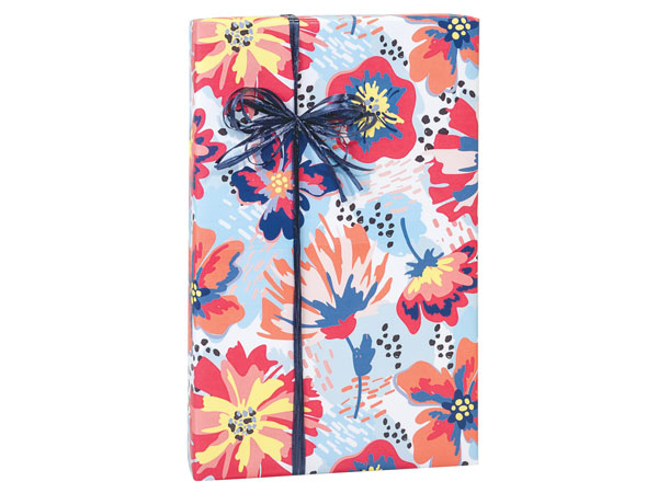 Flowerworks Wrapping Paper