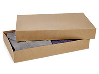 9ae8518acc3 100% Recycled Kraft Apparel Boxes - 10