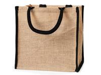 Custom Printed Burlap Tote Bags