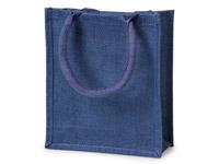 Custom Printed Colored Burlap Tote Bags