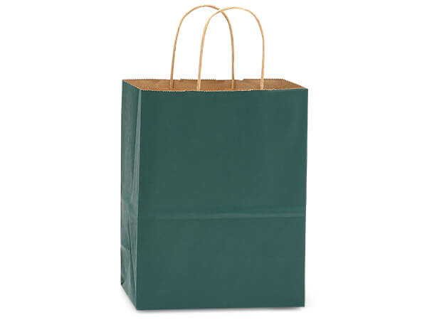 Cub Hunter Recycled Kraft Bags 250 Pk 8x4-3/4x10-1/2""