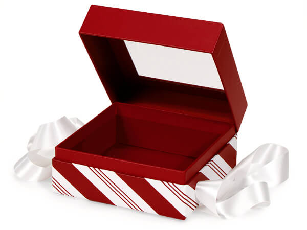 Peppermint Stripe <br> Presentation Boxes