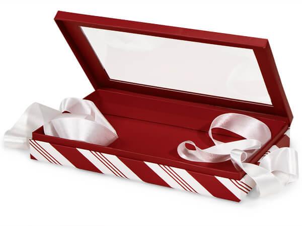 Peppermint Window Presentation Boxes